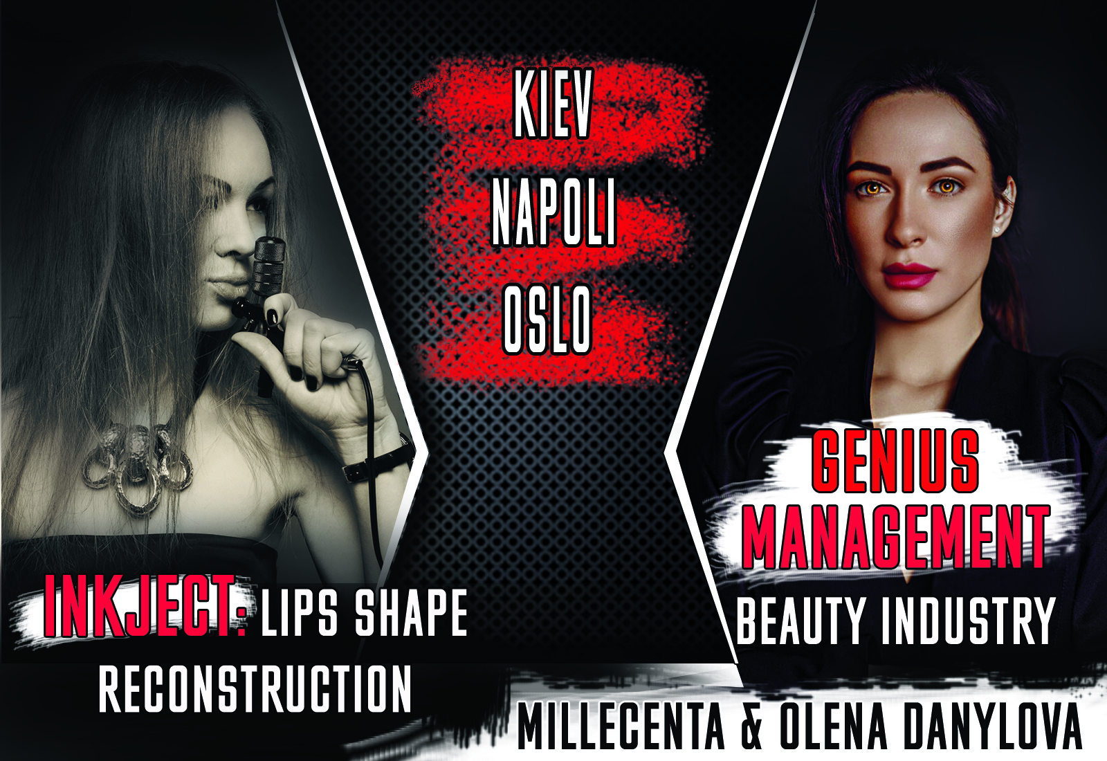 NKJECT: LIPS SHAPE RECONSTRUCTION GENIUS MANAGEMENT