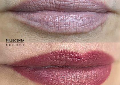 ПМ возрастных губ                                   INKJECT technology for age lips