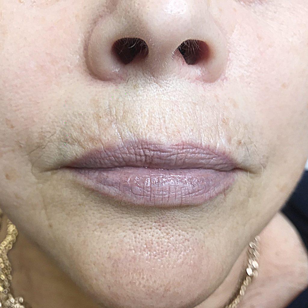 Возрастной перманентный макияж