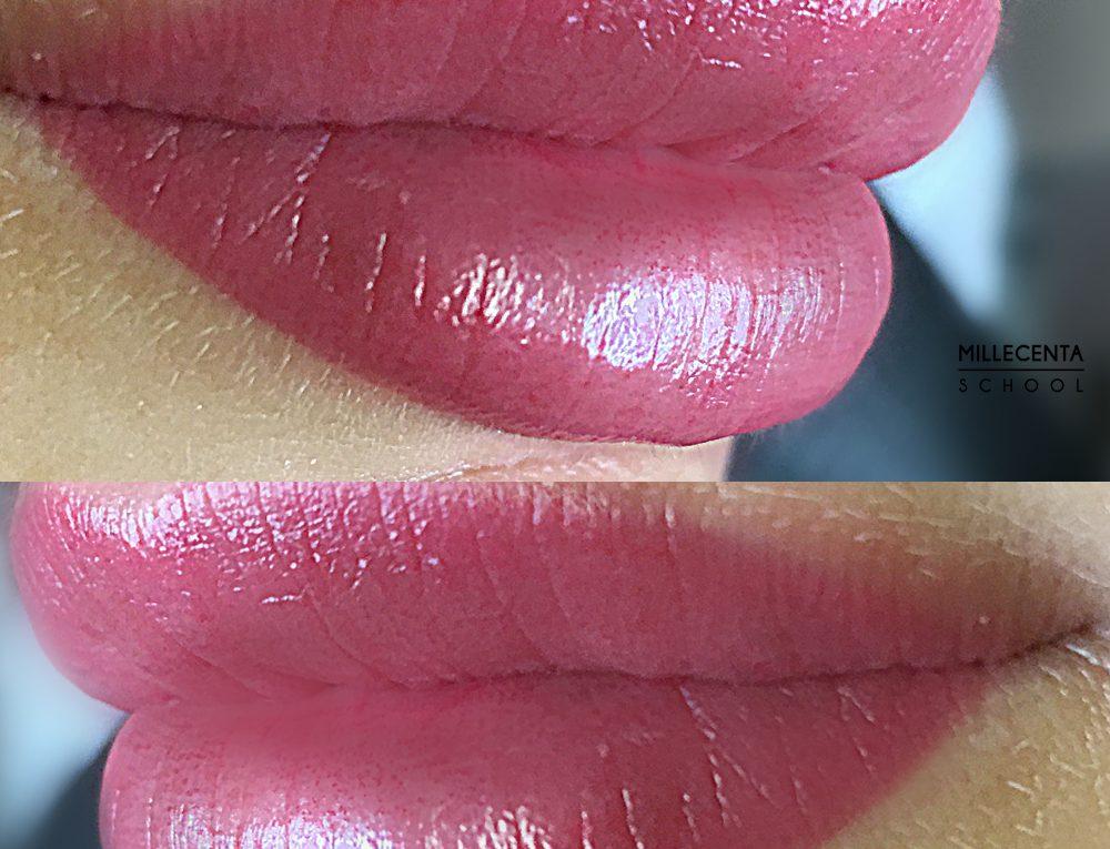 Перманентный макияж губ Минск