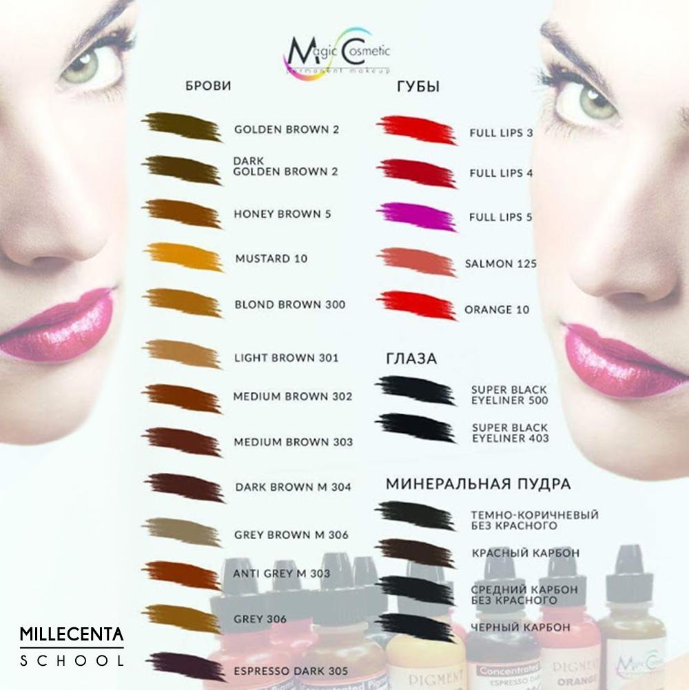 magic pigment