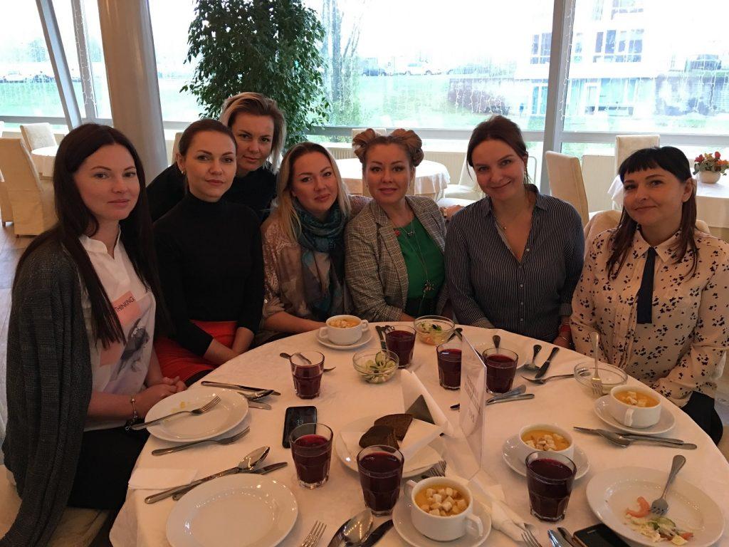 Международный мастер-класс Наталии Масной Минск